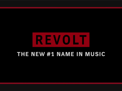 Check out the new Revolt.tv